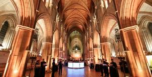 Southwark Cathedral, Cathedral - The Nave