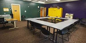 Currie Library, Community Room