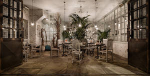 The Botanist, The Orangery