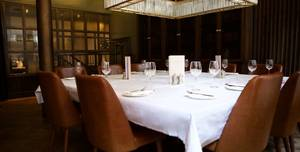 Gusto Restaurant Manchester, Private Dining