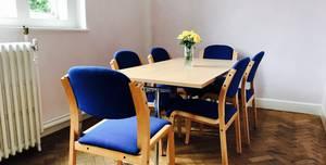 Rudolf Steiner House, Study room