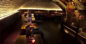 Adventure Bar Covent Garden, Back Bar