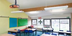 St Ebbe's School, Classrooms