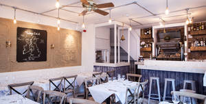 Bonnie Gull Seafood Shack Fitzrovia, Exclusive Hire