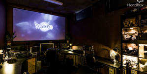 Sceneq Screenings, Screening Room