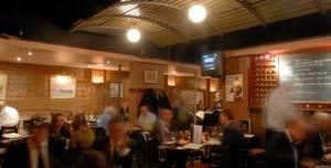Willys Wine Bar, Restaurant Area