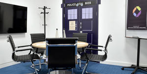Orega Mediacity, The Tardis