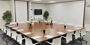 iHub Office, Colmore Gate, Board Room
