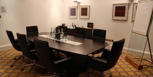 The Argyll Club 84 Brook Street, The Maurice Hulbert Room