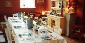 The Italian Club Fish, Upstairs Private Dining Room