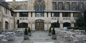 Southwark Cathedral, Millennium Courtyard