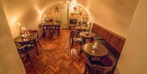 Crusting Pipe - Covent Garden, White Wine Vault