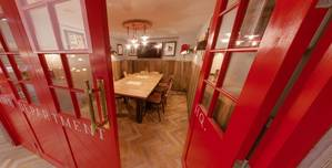 The Hydrant, Private Dining Room