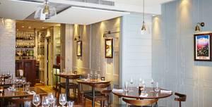 Trishna, Main Restaurant
