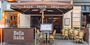 Bella Italia Cranbourn Street, Exclusive Hire