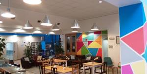 Brighthelm Centre, Bright Now Cafe
