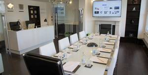 Piccadilly Chambers, Mayfair Boardroom