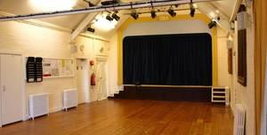 Curdridge Reading Room & Recreational Ground, Main Hall