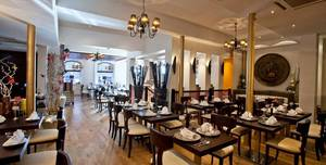 Chaophraya Manchester, Dining Room