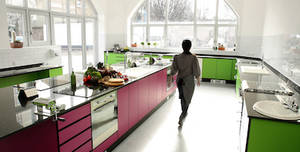 Central Street Cookery School, Meeting rooms