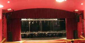 Floral Pavilion, Main theatre with 814 seating