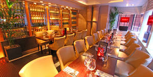 Le Monde Hotel, Sky Bar Dining