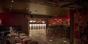 Embargo Republica, Rum Bar