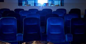 H Club London, The Screening Room