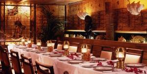 Trader Vic's London, Tiki Private Dining Room