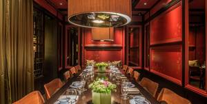 Hakkasan Mayfair, Private dining room