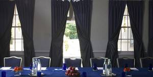 Chilston Park Hotel, Blue Room