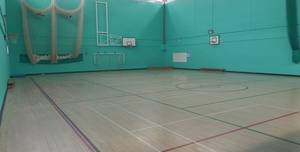Ralph Thoresby School , Sports Hall