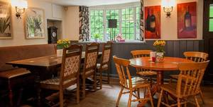 The Fox Inn, Garden Room