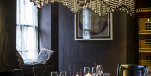 Pied a Terre, Private Dining Room