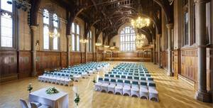 Whitworth Hall, Exclusive Hire