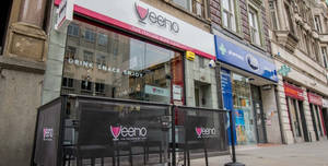 Veeno Liverpool, Exclusive Hire
