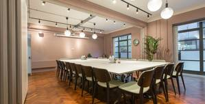 The Office Group Rivington St, Meeting Room 1 & 2