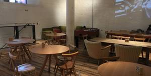 The Warehouse, Lounge Area