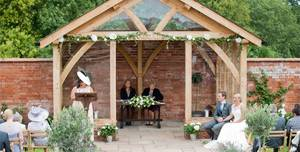 Upton Barn & Walled Garden, Exclusive Hire