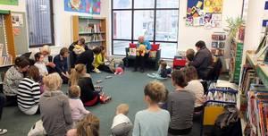 Piershill Library, Community Room