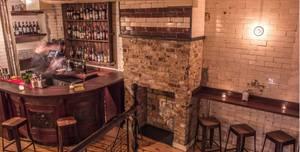 Polpo Smithfield, Negroni Bar