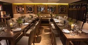 Novikov Restaurant and Bar, Poppy Room
