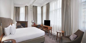 Doubletree by Hilton Liverpool, KING DELUXE ROOM