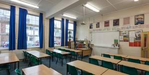 St Birinus School, Classrooms