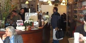 Coffee Plant, Cafe