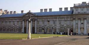 Old Royal Naval College, Admiral's House