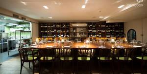 Vinoteca Marylebone, Private Room, lunch sitting