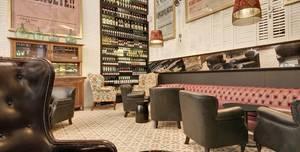 Ibérica Canary Wharf, Lounge Area
