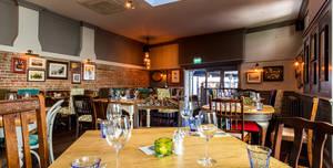 Coach & Horses, Isleworth, Restaurant