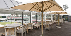 Lord's Cricket Ground, Pavilion Roof Terrace